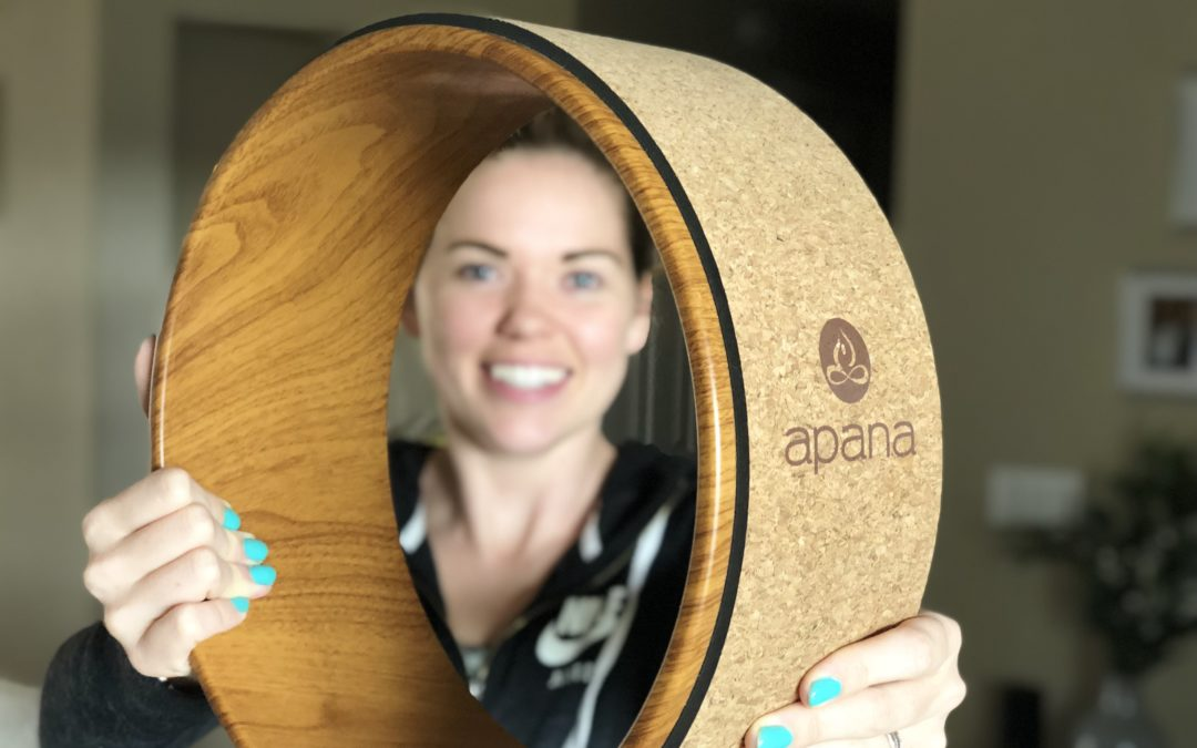 Product Review: Yoga Wheel for Posture
