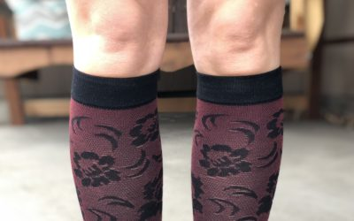 Product Review: Dr. Motion Knee High Graduated Compression Socks