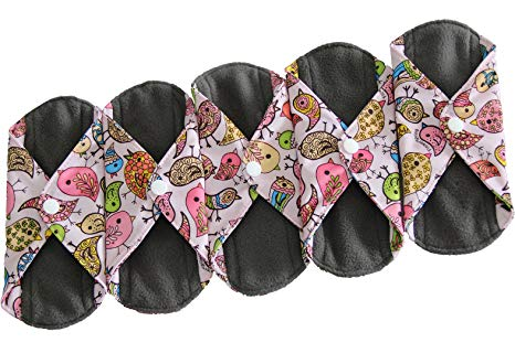 Product Review: Reusable Menstrual Pads